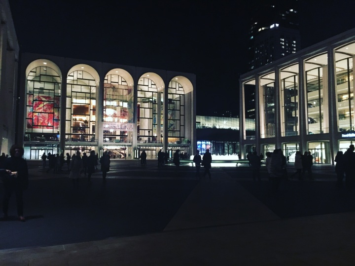 Last Night of Lincoln Center Out ofDoors